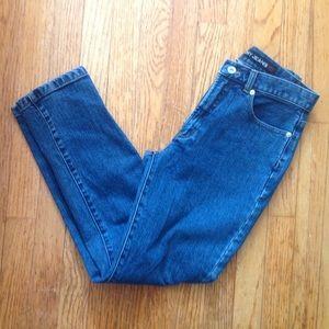 Size 8 DKNY skinny jeans